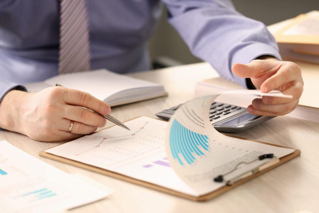 Controle financeiro empresarial