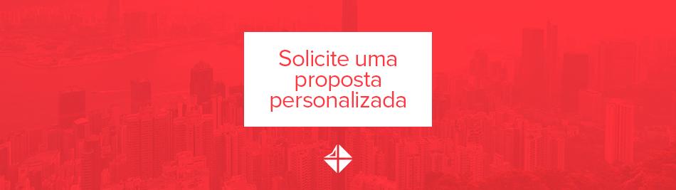 Banner para solicitar proposta personalizada