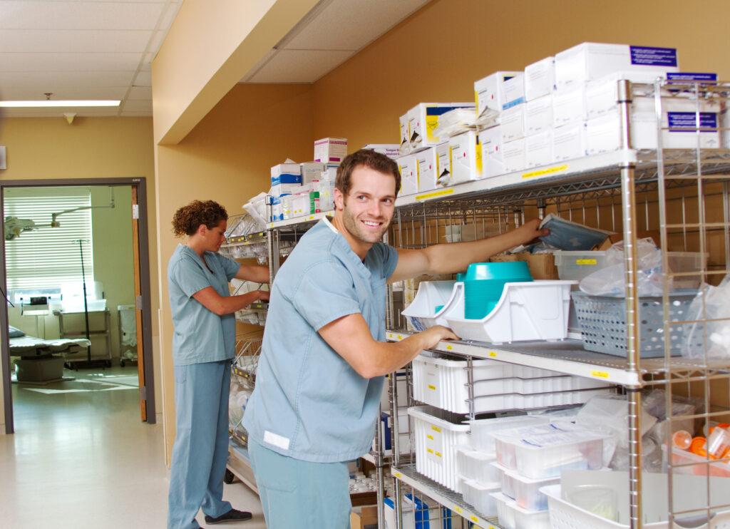 Gestão de Serviços de Saúde