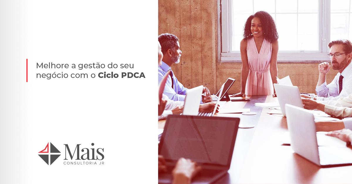 Melhore a gestão do seu negócio com o Ciclo PDCA