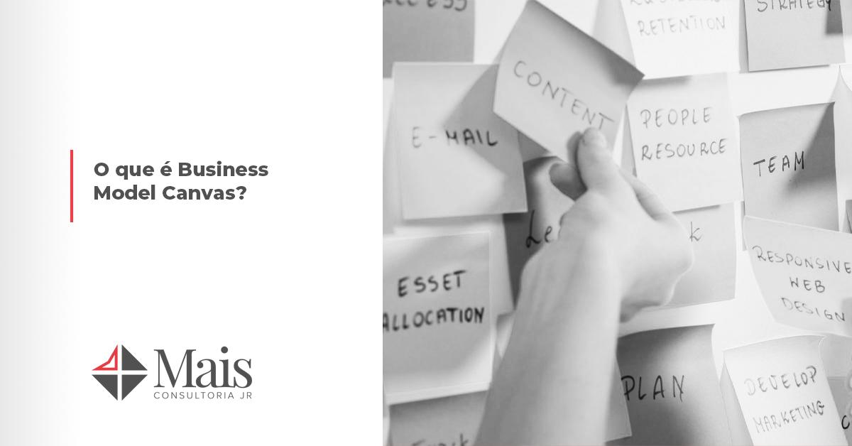 O que é Business Model Canvas?